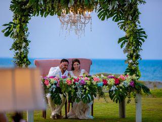 La boda de Araceli y Aldo