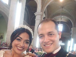 La boda de Isaac y Cynthia 1