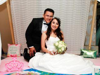 La boda de Viridiana y David