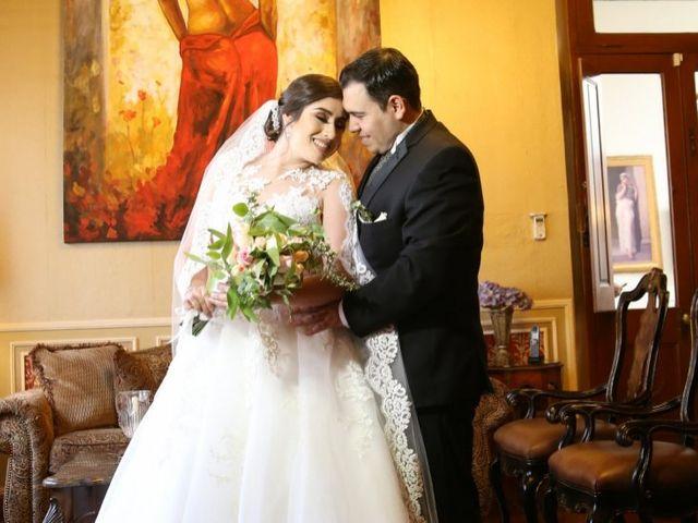 La boda de Adriana  y Gibran