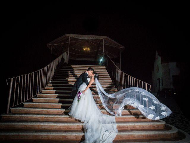 La boda de Elena y Alex