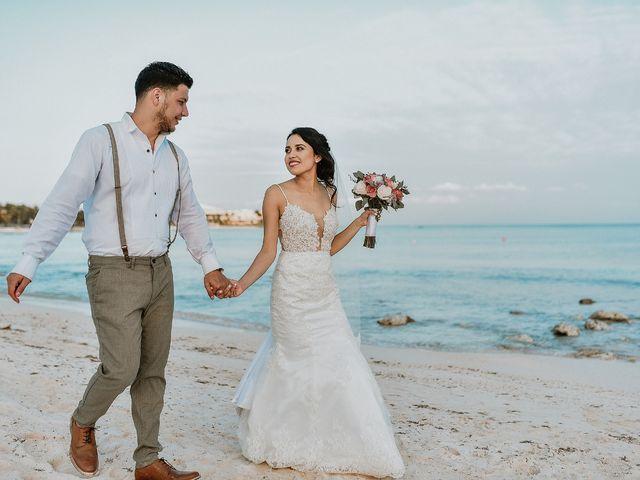 La boda de Rubén  y Selene