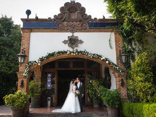 La boda de Nadia y Octavio