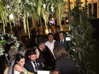 La boda de Leslie Lourdes  y Jose Luis  2
