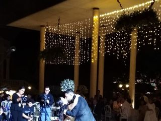 La boda de Leslie Lourdes  y Jose Luis  3