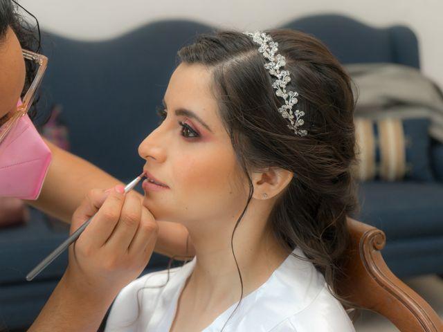 La boda de Octavio y Nadia en Naucalpan, Estado México 1