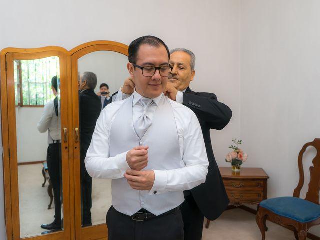 La boda de Octavio y Nadia en Naucalpan, Estado México 16