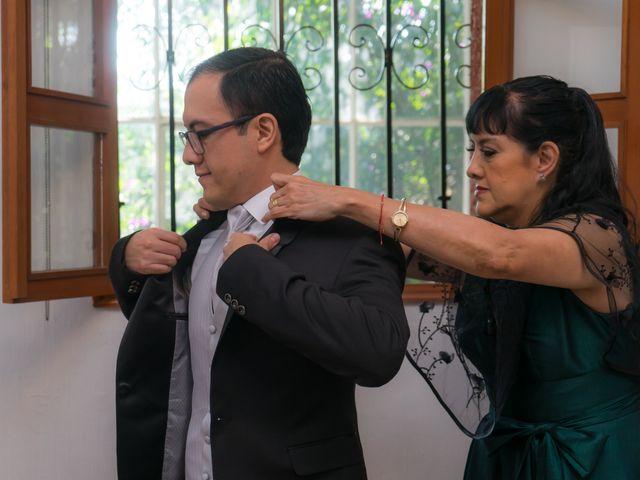 La boda de Octavio y Nadia en Naucalpan, Estado México 18