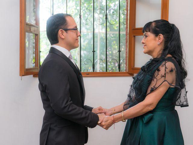 La boda de Octavio y Nadia en Naucalpan, Estado México 19