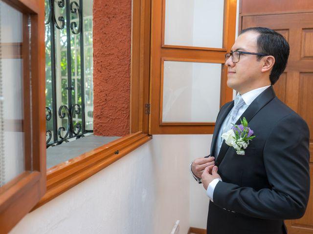 La boda de Octavio y Nadia en Naucalpan, Estado México 20