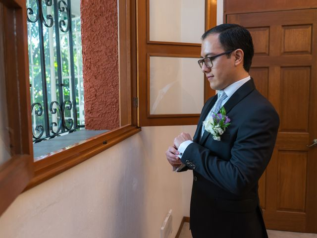 La boda de Octavio y Nadia en Naucalpan, Estado México 21