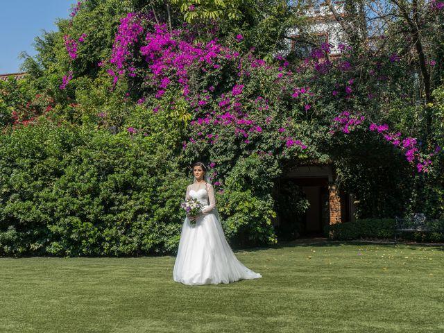 La boda de Octavio y Nadia en Naucalpan, Estado México 30