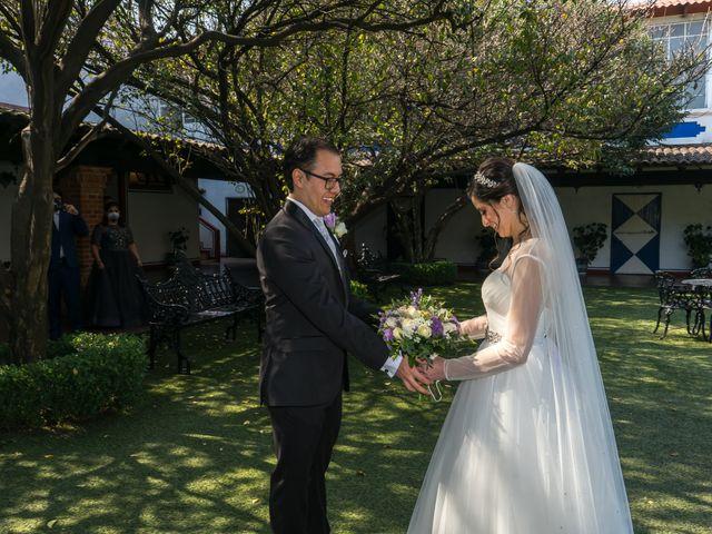 La boda de Octavio y Nadia en Naucalpan, Estado México 31