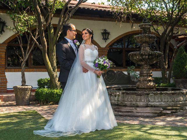 La boda de Octavio y Nadia en Naucalpan, Estado México 32