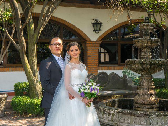 La boda de Octavio y Nadia en Naucalpan, Estado México 33
