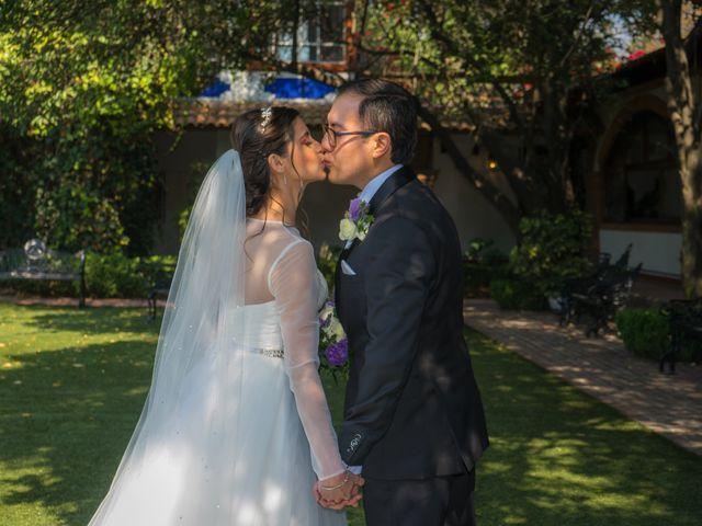 La boda de Octavio y Nadia en Naucalpan, Estado México 34