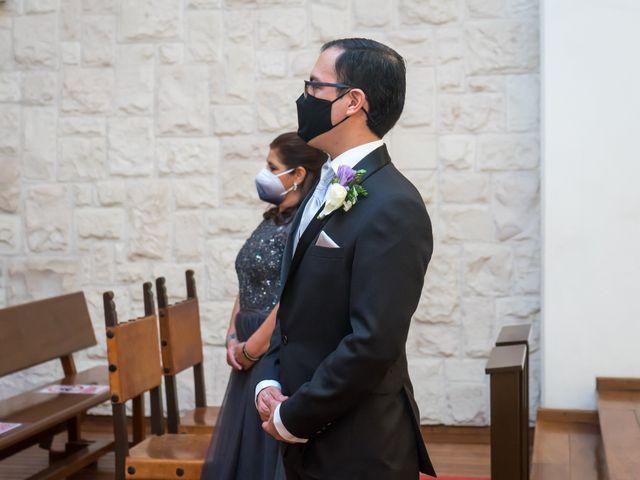 La boda de Octavio y Nadia en Naucalpan, Estado México 37
