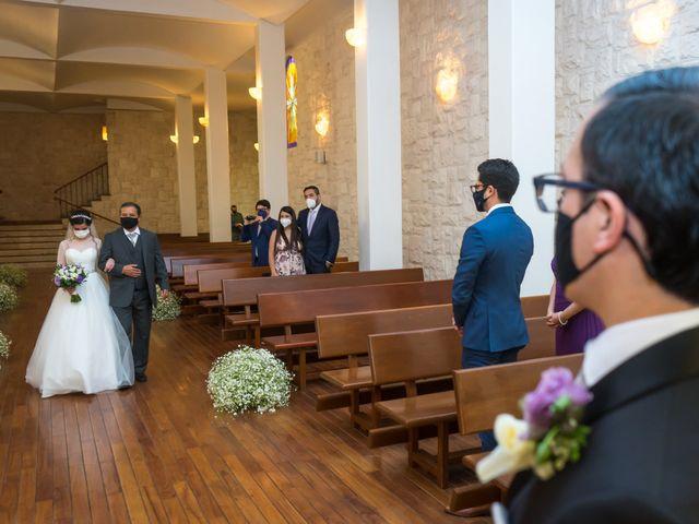 La boda de Octavio y Nadia en Naucalpan, Estado México 38