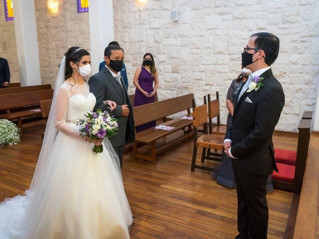 La boda de Octavio y Nadia en Naucalpan, Estado México 40