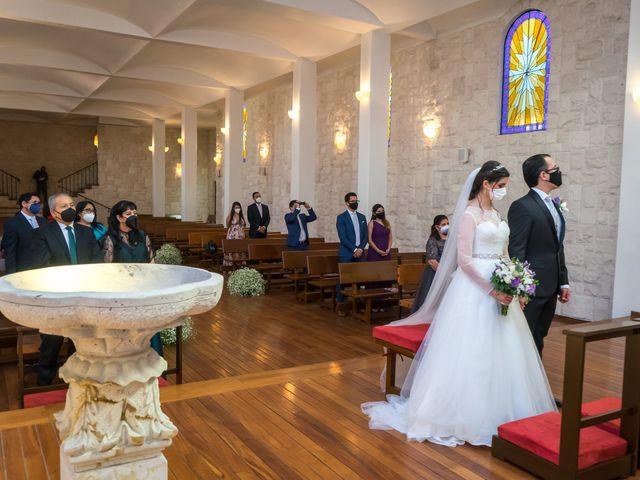 La boda de Octavio y Nadia en Naucalpan, Estado México 43