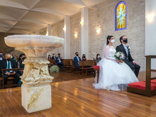 La boda de Octavio y Nadia en Naucalpan, Estado México 44