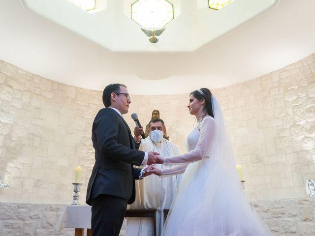 La boda de Octavio y Nadia en Naucalpan, Estado México 45