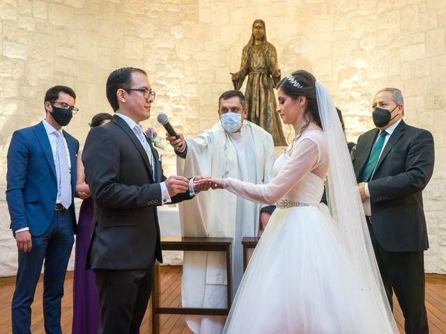 La boda de Octavio y Nadia en Naucalpan, Estado México 46