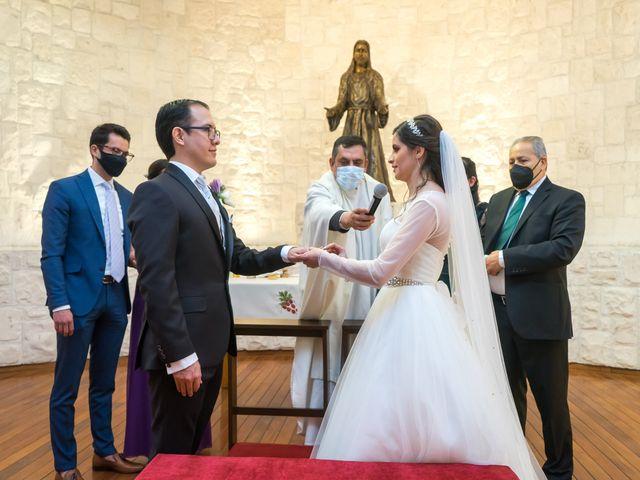 La boda de Octavio y Nadia en Naucalpan, Estado México 48