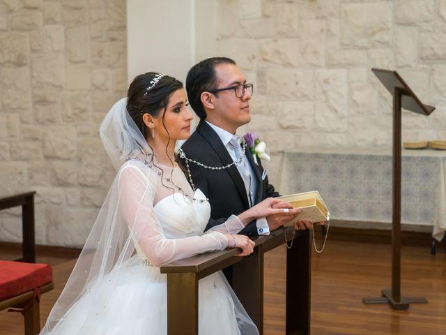 La boda de Octavio y Nadia en Naucalpan, Estado México 50