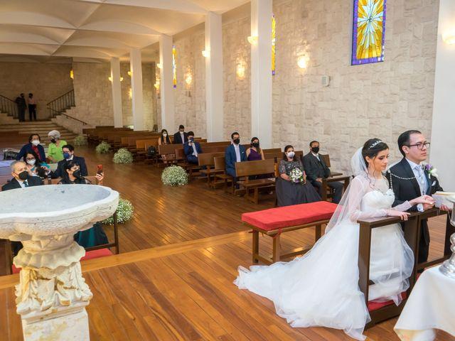 La boda de Octavio y Nadia en Naucalpan, Estado México 51