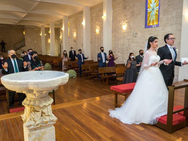 La boda de Octavio y Nadia en Naucalpan, Estado México 52