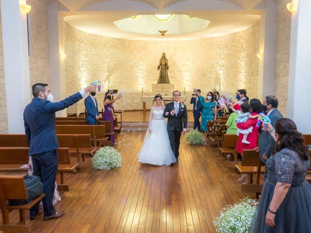 La boda de Octavio y Nadia en Naucalpan, Estado México 53