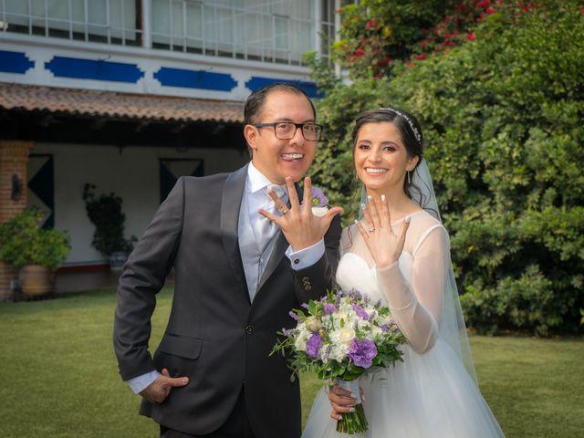 La boda de Octavio y Nadia en Naucalpan, Estado México 57
