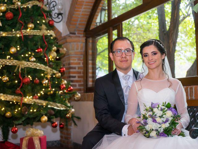 La boda de Octavio y Nadia en Naucalpan, Estado México 58