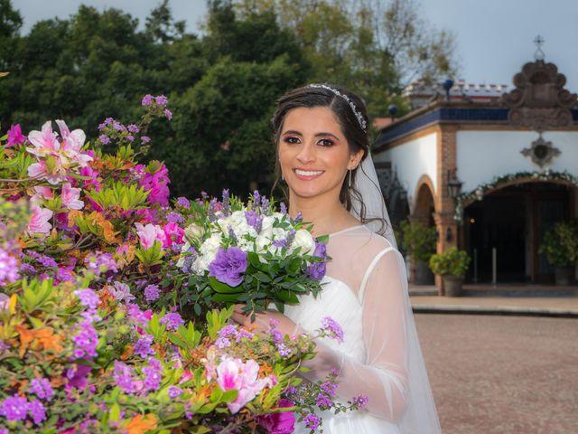 La boda de Octavio y Nadia en Naucalpan, Estado México 60