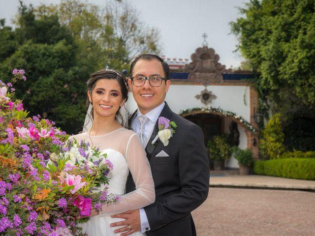 La boda de Octavio y Nadia en Naucalpan, Estado México 62