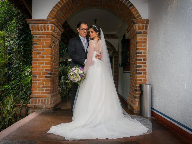 La boda de Octavio y Nadia en Naucalpan, Estado México 65
