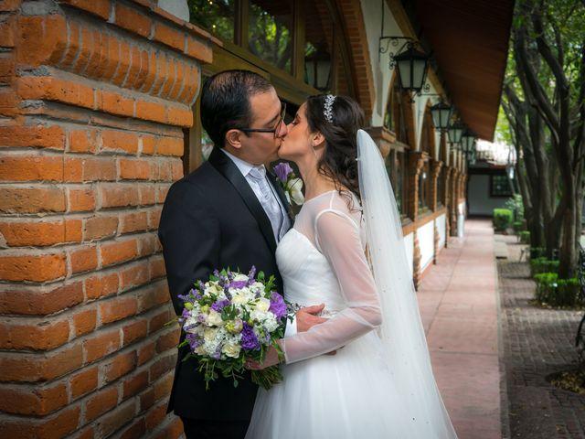 La boda de Octavio y Nadia en Naucalpan, Estado México 68