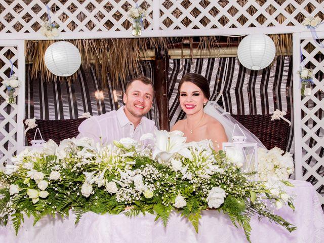 La boda de Anabella y Israel