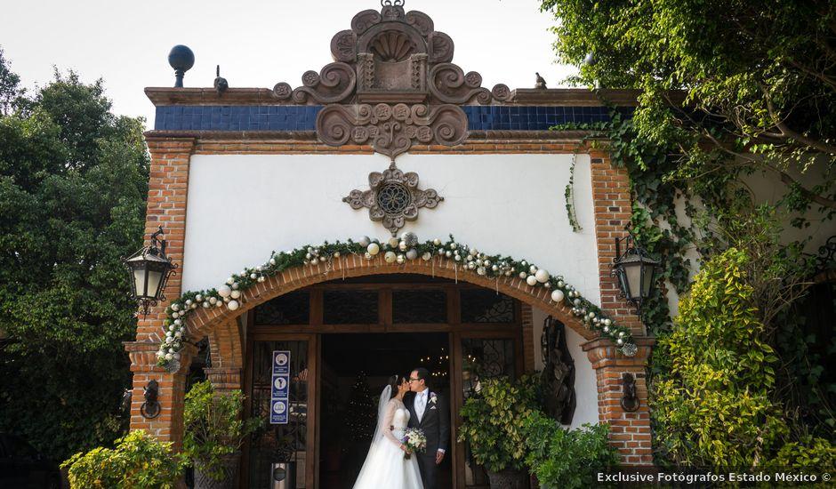 La boda de Octavio y Nadia en Naucalpan, Estado México