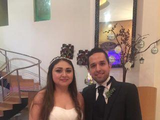 La boda de Blanca  y Oscar