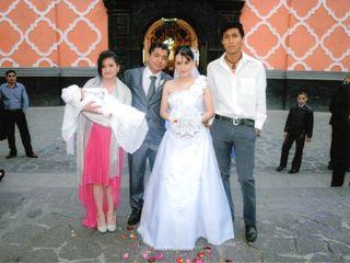 La boda de Luis Fernando y Margarita