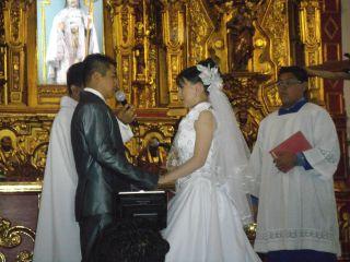 La boda de Luis Fernando y Margarita 3