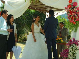 La boda de Claudia y José 1