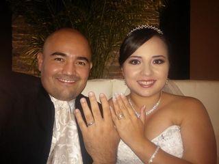 La boda de Priscilla y Óscar