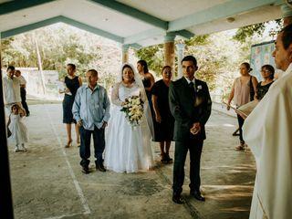La boda de Lupita  y Mario 1