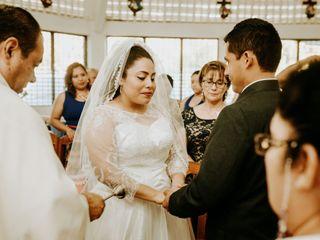 La boda de Lupita  y Mario 3