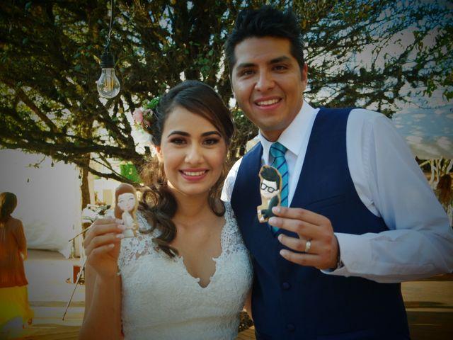 La boda de Claudia y José