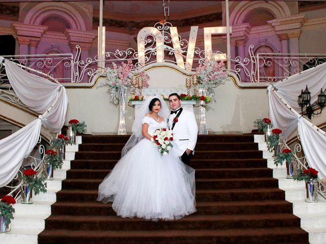 La boda de Libni y Hector