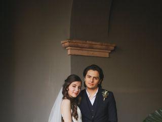 La boda de Jimena y David 1